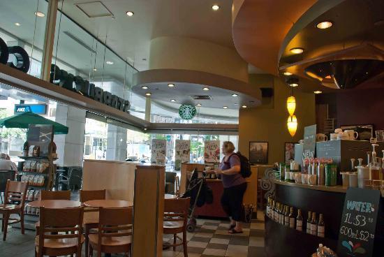 Starbucks-Queen Street