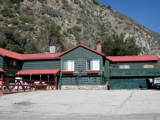 The Buckhorn Restaurant Lodge And Motel Mount Baldy