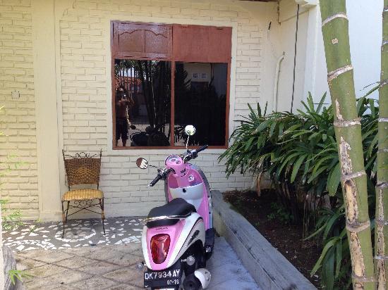Pelasa Hotel : 宿泊した部屋
