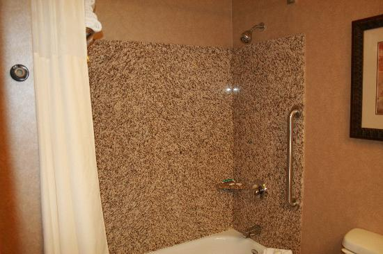 Comfort Inn and Suites Lincoln City: Bath