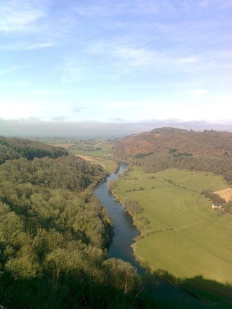 Symonds Yat, UK: SYNONDS YAT