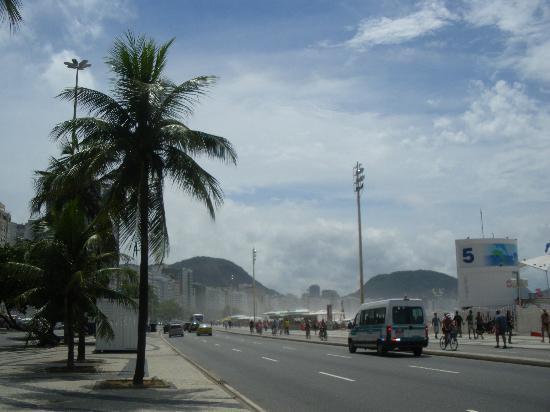 Copa Sul Hotel: a una cuadra del hotel