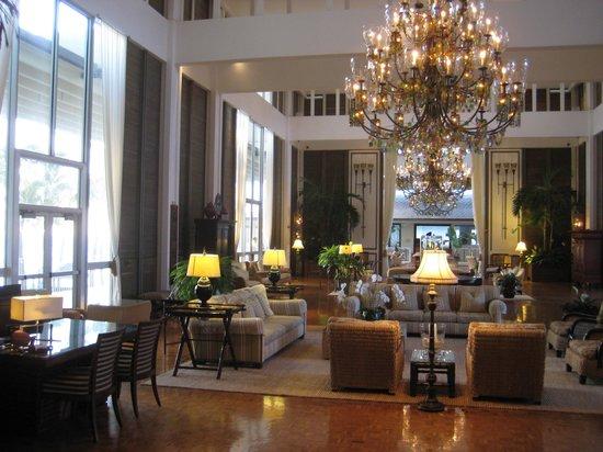 The Kahala Hotel Resort Elegant Lobby