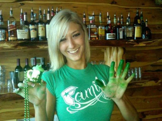 Stumpy's Lakeside Grill: St. Patties Day with Lauren!