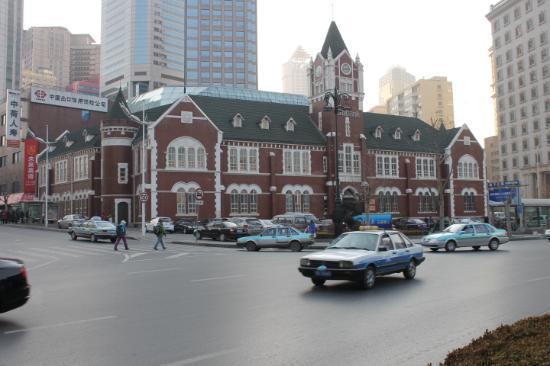 Dalian Zhongshan Square: 旧 大連警察署