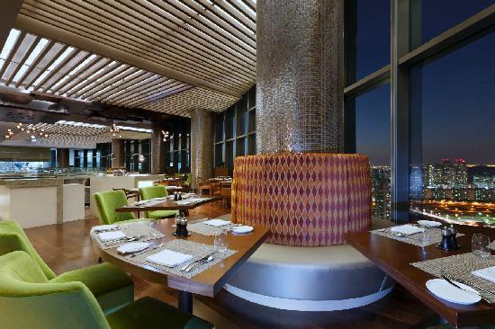 Sheraton Seoul D Cube City Hotel : Restaurant-Feast