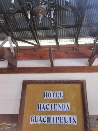 Hacienda Guachipelin : Loved it here