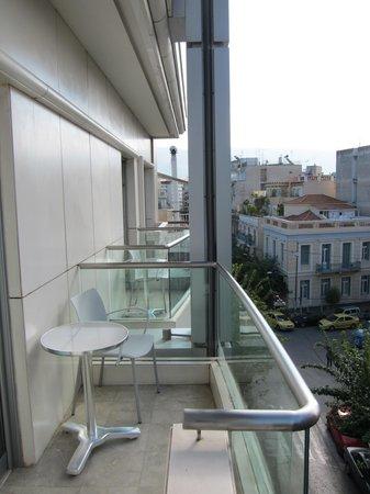 Herodion Hotel: Balcony