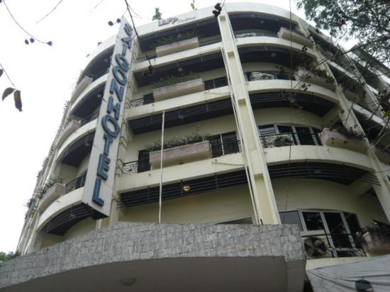 Sai Gon Ha Noi Hotel: ホテル正面