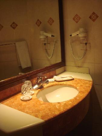 Hotel Veniz: Wash Basin