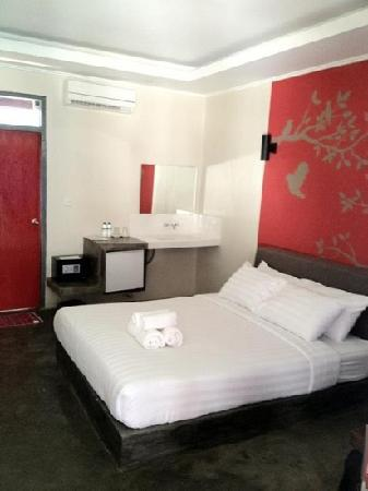 Kayun Hostel: deluxe double room