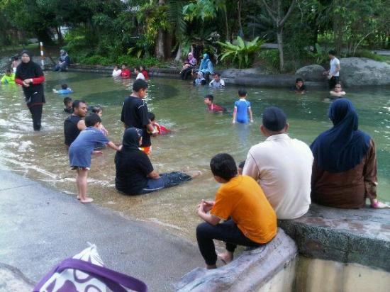 Felda Residence Hot Springs: Hotspring