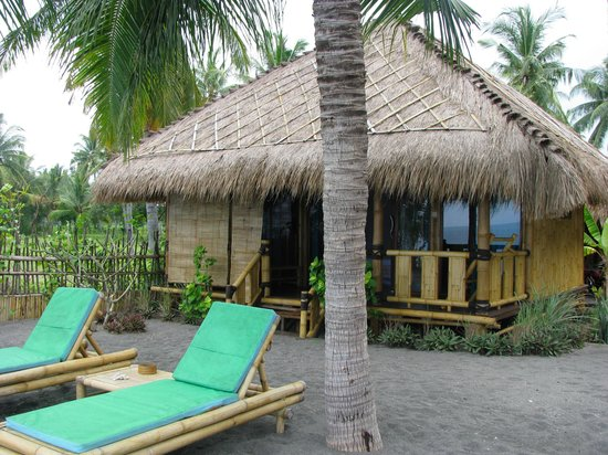 Rinjani Beach Eco Resort: Rinjani Beach