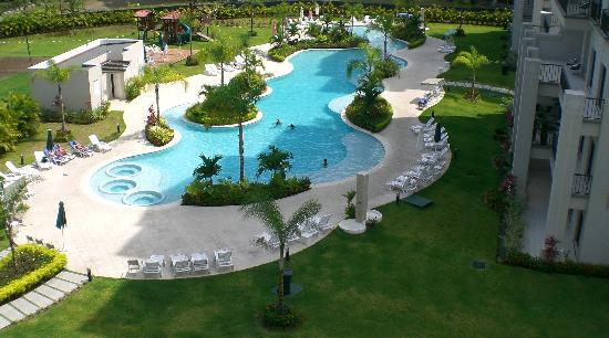 Jaco Bay Resort Condominium : Piscine
