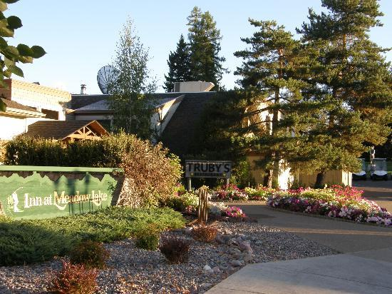 Meadow Lake Resort: main lodge