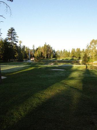 Meadow Lake Resort: grounds