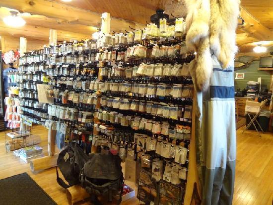 Lilleys' Landing Fly & Tackle Shop: Temple Fork, Wapsi, Hairline