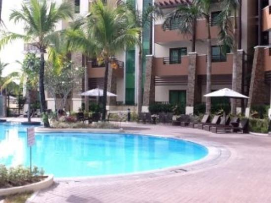 Widus Hotel and Casino: pool of Hotel Vida