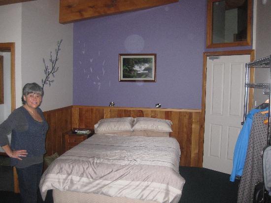 Tarkine Wilderness Lodge: Our room