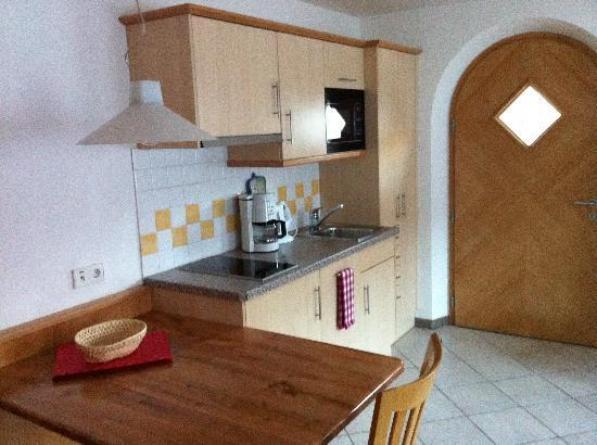 Wellness Residence Palmai: la cucina