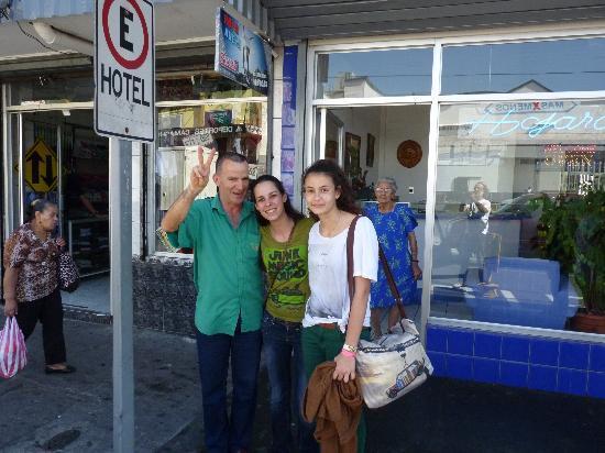 Hotel & Boutique Hojarascas: Hojarascas