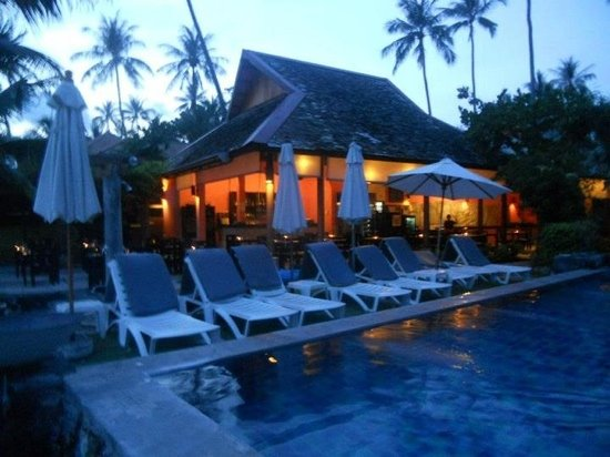 Baan Haad Ngam Boutique Resort & Spa: Olivio Thai and italian