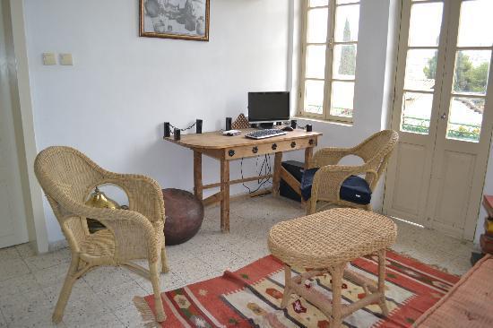 Al-Mutran Guest House: Computer 2 area