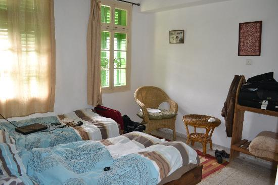 Al-Mutran Guest House : Twin bedroom