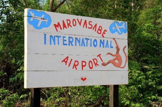 Marovasa Be : airport