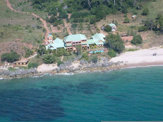 Marovasa Be : hotel