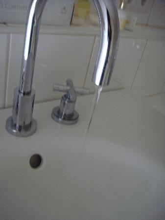 Hotel Hubertus: Wasserhahn