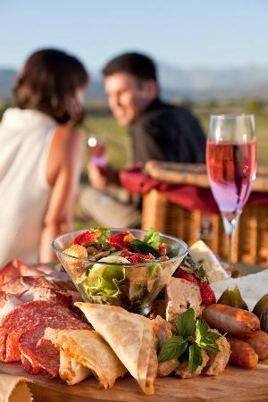 Surval Boutique Olive Estate : Restaurant and special occations