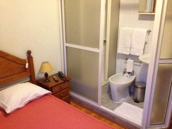Residencial Roxi: spazi stretti... ma rapporto qualità/prezzo fantastico!!!