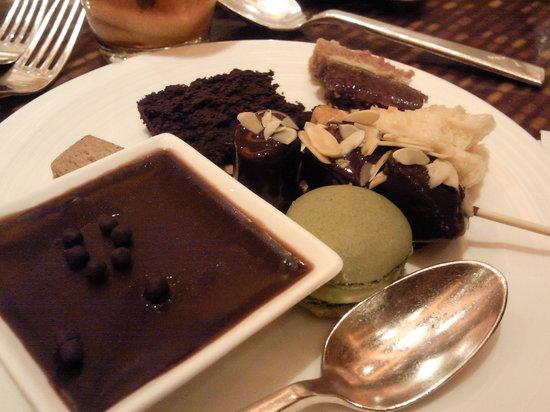 Belcancao (Four Seasons Hotel Macao): DESSERT