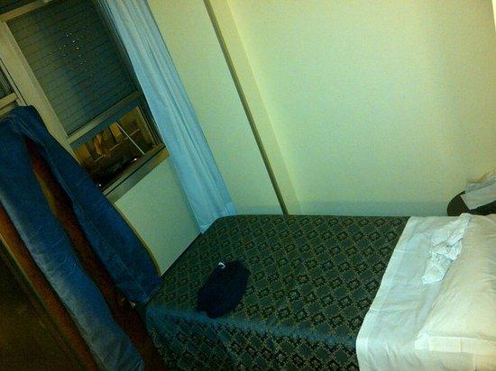 Hotel Delle Nazioni: single bed