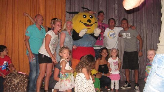 Hotel Elba Carlota : Baby dance - Pepe