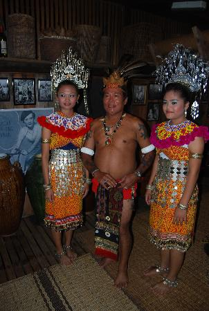 Blessing of Longhouse at The Kebun