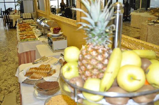 Hotel Diplomat Palace: colazione diplomat rimini