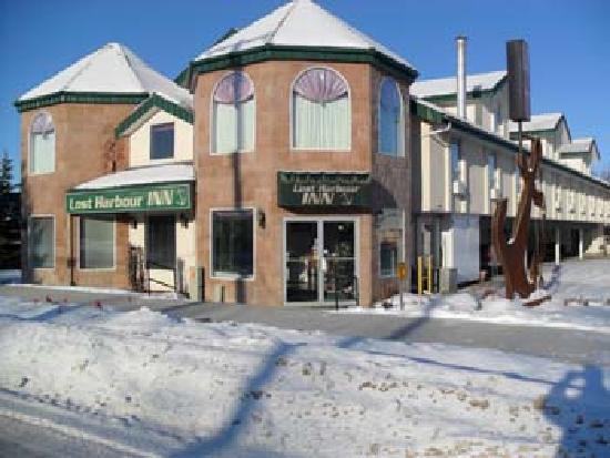 Lost Harbour Inn Sylvan Lake Alberta Hotel Motel