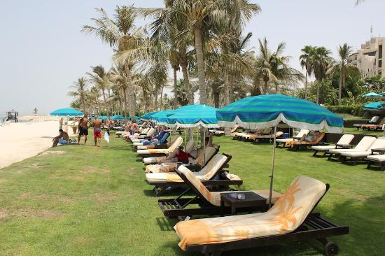 Plage et parc de Jumeira : beach