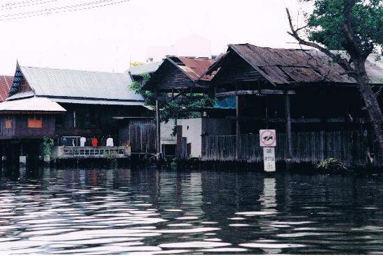 Bangkok city Private Charter 1Day Tour - Dim Dream Tour: Fahrt durch die Klongs!