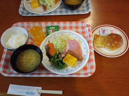 Shiga Lake Hotel: 朝食バイキング3