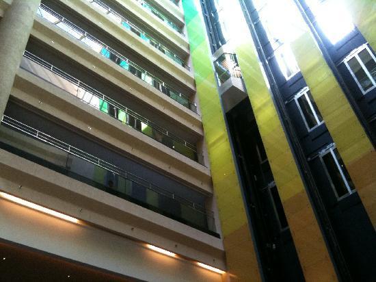 DoubleTree by Hilton Hotel Aqaba: Pisos Hotel