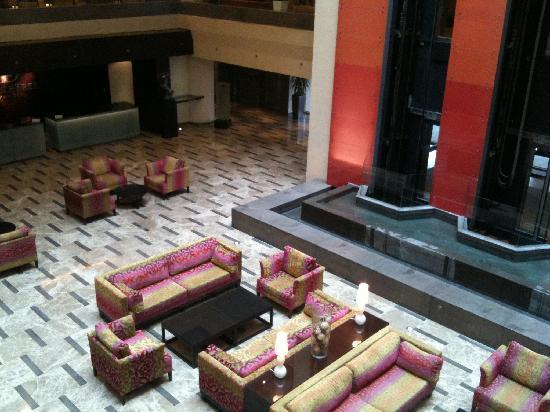 DoubleTree by Hilton Hotel Aqaba: Lounge hotel