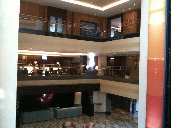 DoubleTree by Hilton Hotel Aqaba: Aspecto Hotel