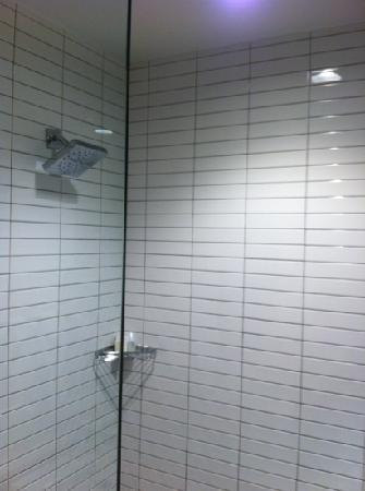 The Lumen: awesome shower