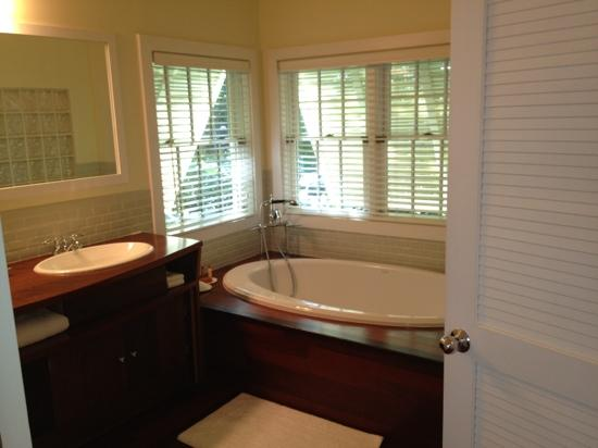 The Moorings Village: bathroom