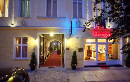 Zarenhof Berlin Mitte: Hotel Zarenhof