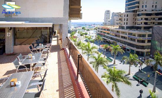 Hotel Adonis PLAZA - Restaurant Terrace