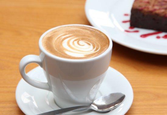 Holmbush Inn: Morning Coffee